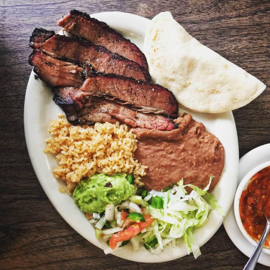 Garcia's brisket tacos | Homesick Texan