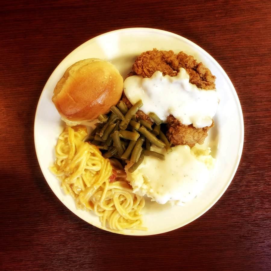 Cow Talk CFS and chicken spaghetti | Homesick Texan