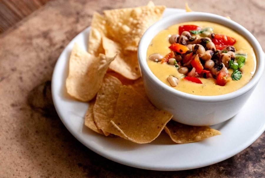 Texas caviar chile con queso | Homesick Texan
