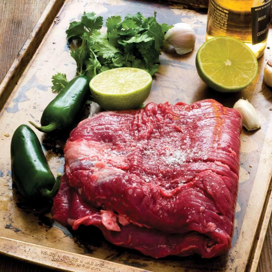 Michelada flank steak sandwiches | Homesick Texan