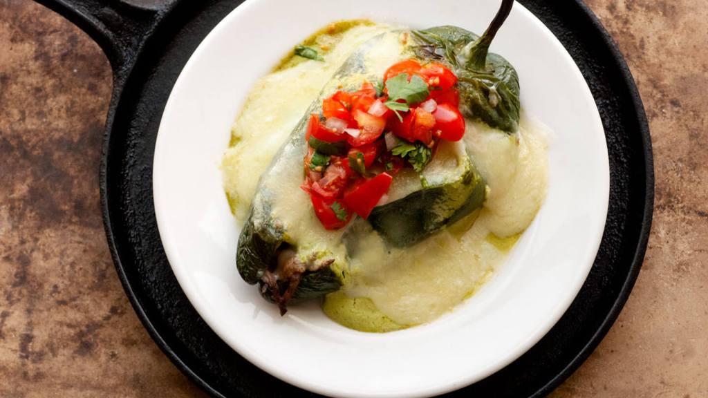 Brisket chile rellenos | Homesick Texan