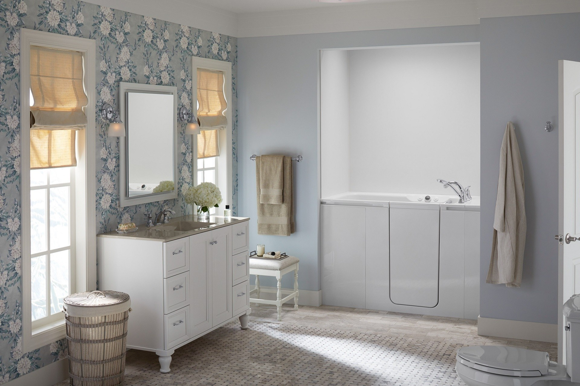 Shower To Tub Conversion Remodeling Benefits Home Smart