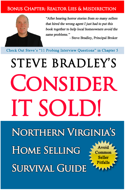 Consider it Sold! Northern Virginia's Home Selling Survival Guide