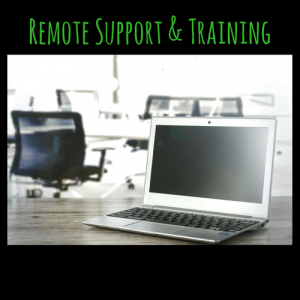 Remote Support and Training