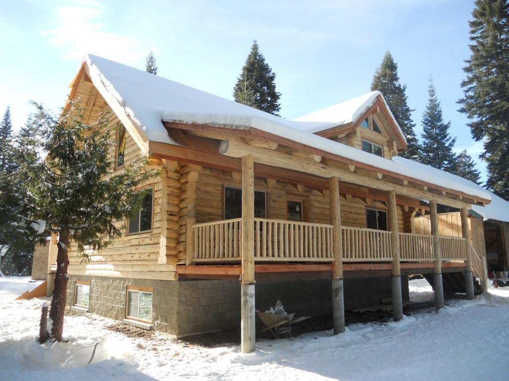 How Do I Build Log Cabin
