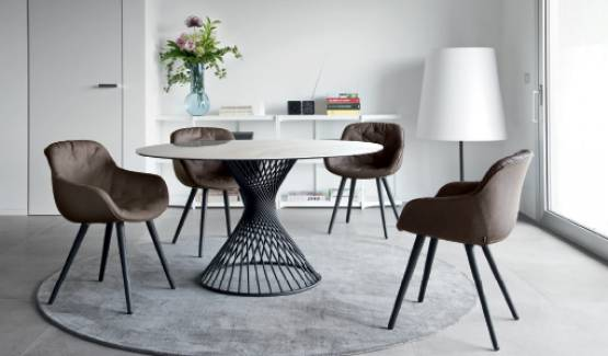 VORTEX TABLE BY CALLIGARIS