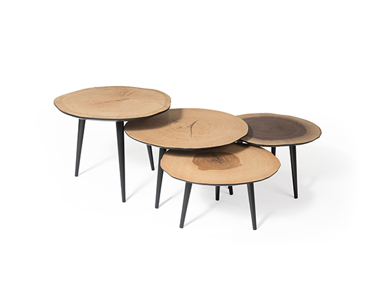 TABLE BASSE EMPREINTE BY RALPH M
