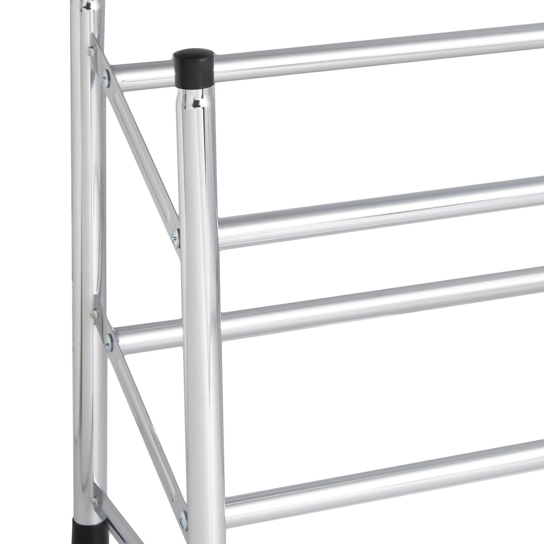 extendable 2 tier shoe rack 058487