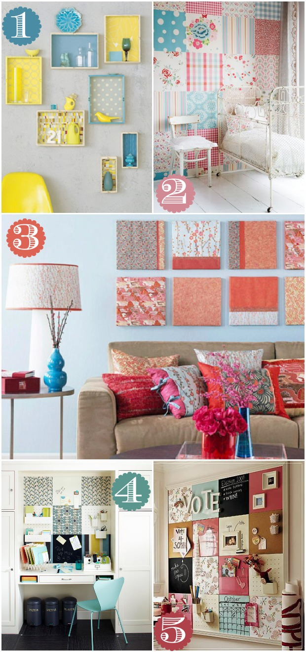 Cheap Craft Ideas For Home Decor