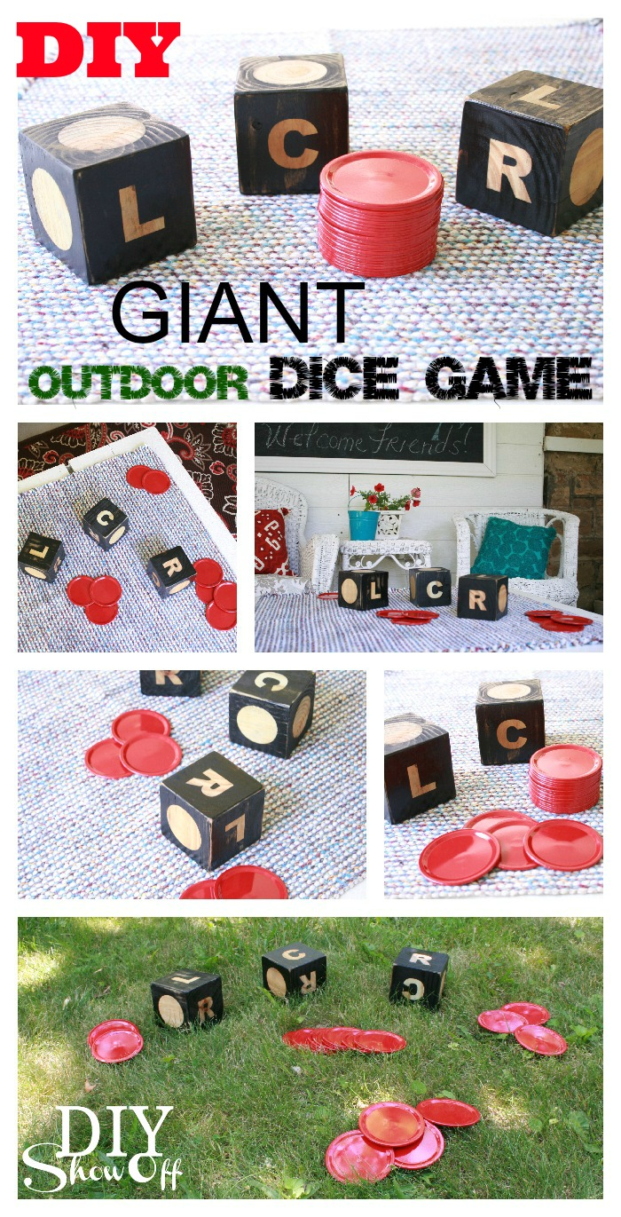 Making Outdoor Games