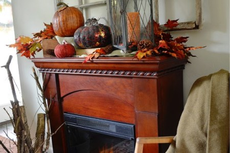 35  Fall Living Room Decorating Ideas COZY AND SIMPLE FALL BY ANDERSON   GRANT