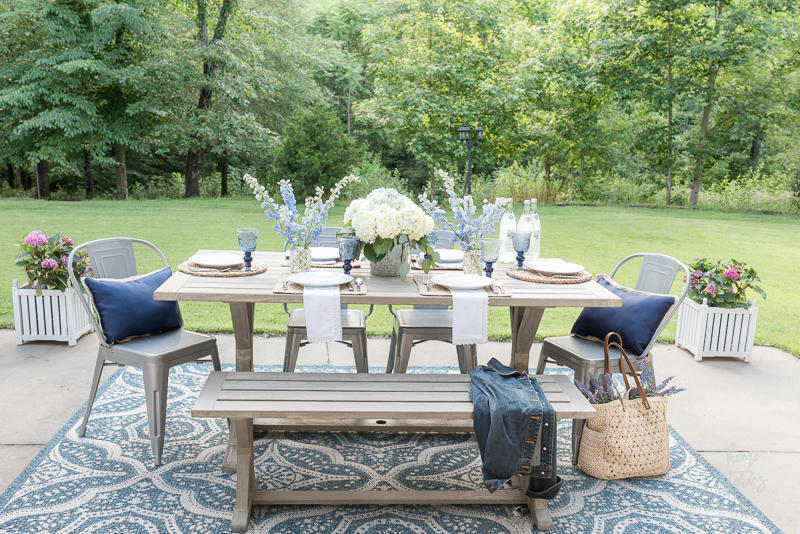 my affordable patio furniture and