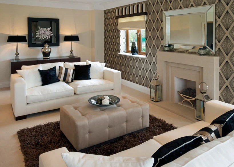 72 Living Rooms With White Furniture Sofas And Chairs Home Stratosphere