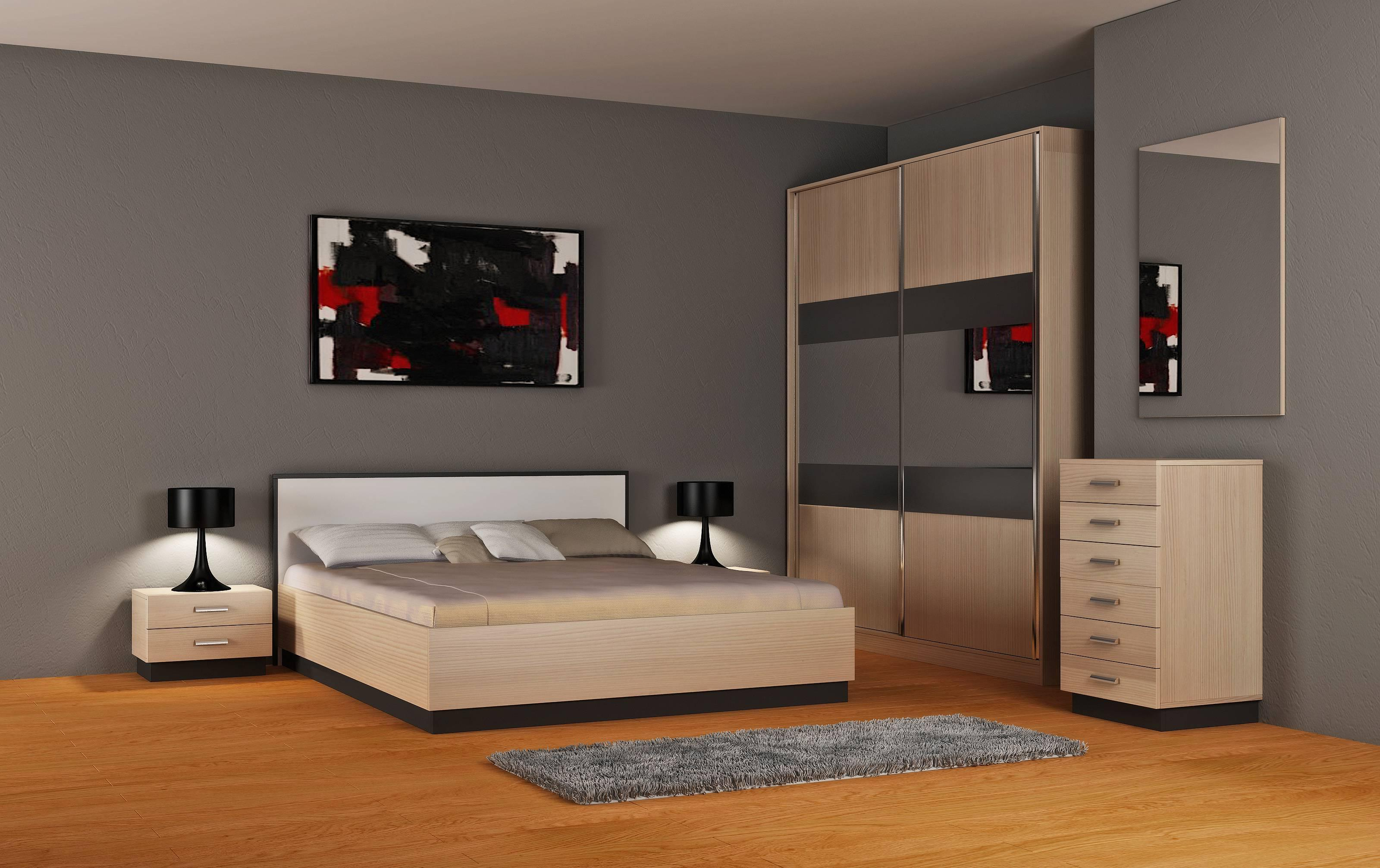 Bedroom Designs With Light Wood Furniture Home Decor