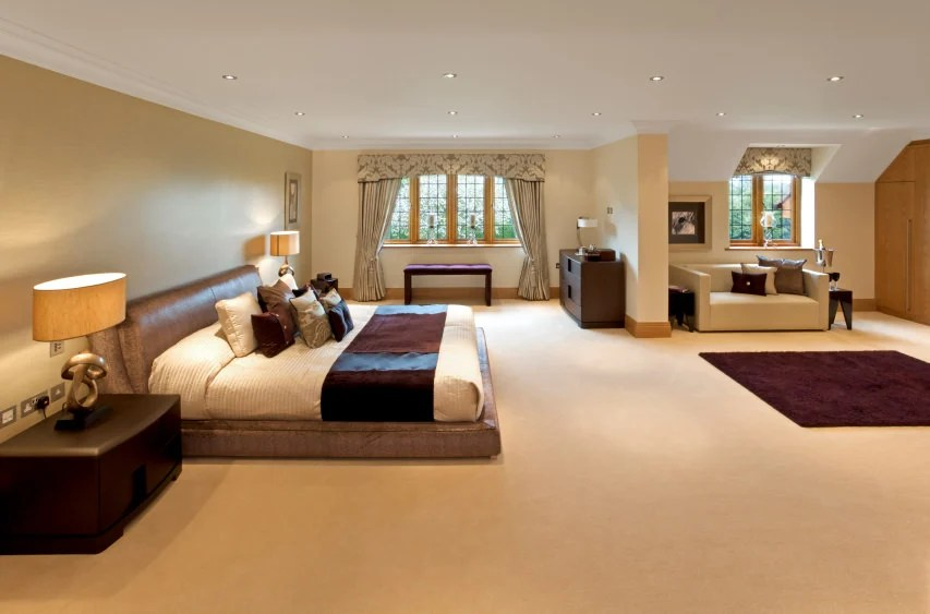 165 Large Master Bedroom Ideas For 2018
