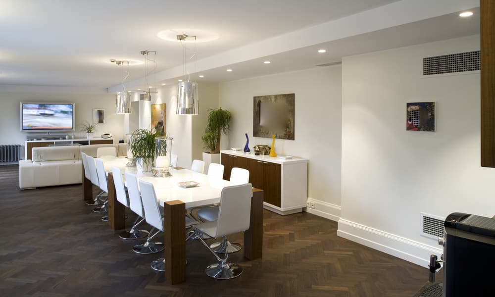101 Dining Rooms With Pendant Lighting Photos