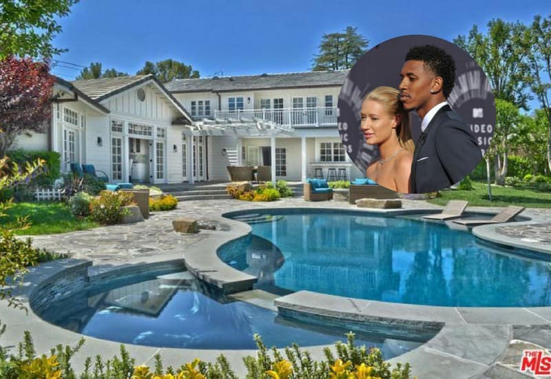 Iggy Azalea And Nick Young Sell Their 3595 Million Home