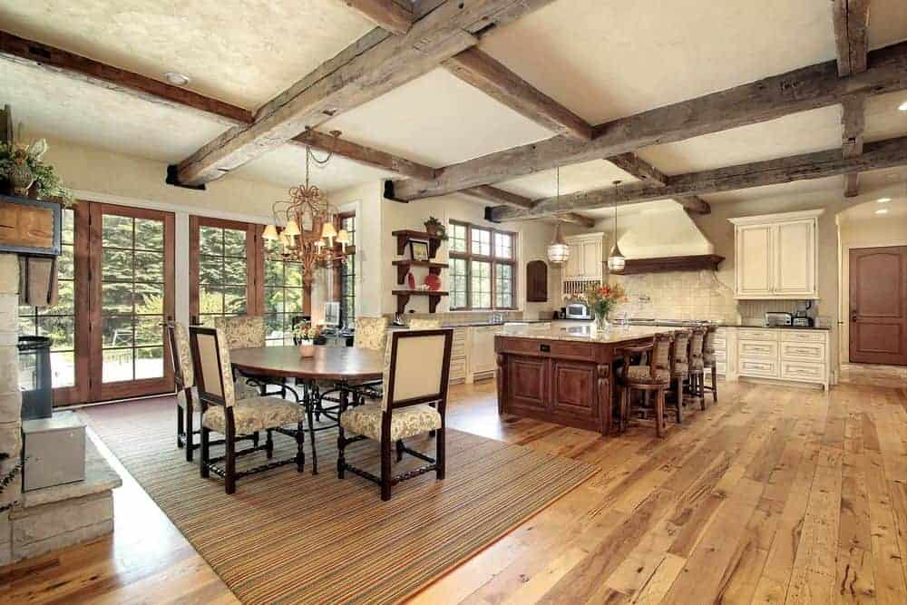 Double Island Kitchen Floor Plans