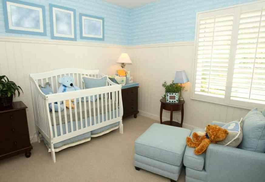 25 Baby Boy Nursery Design Ideas for 2018 Source  Zillow Digs