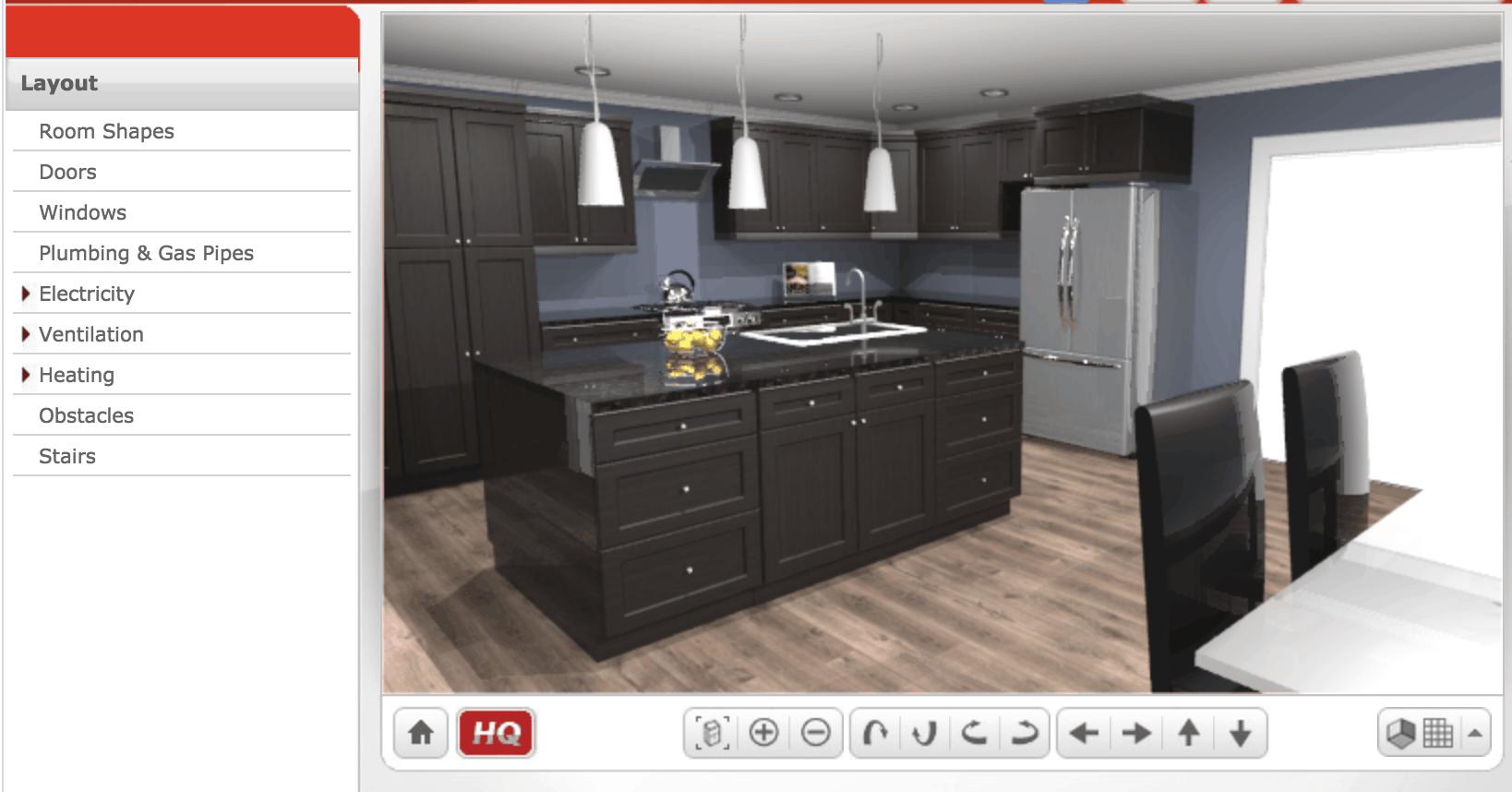 17 Best Online Kitchen Design Software Options In