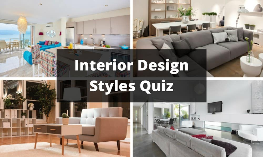 Interior Design Styles Quiz