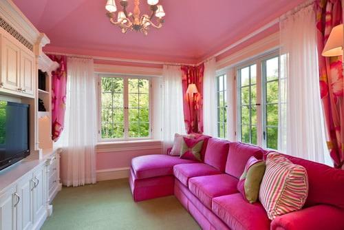pink living room   www.elderbranch.com