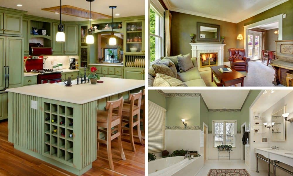 Colors That Go Well With Green For Interior Design In 2021 Home Stratosphere