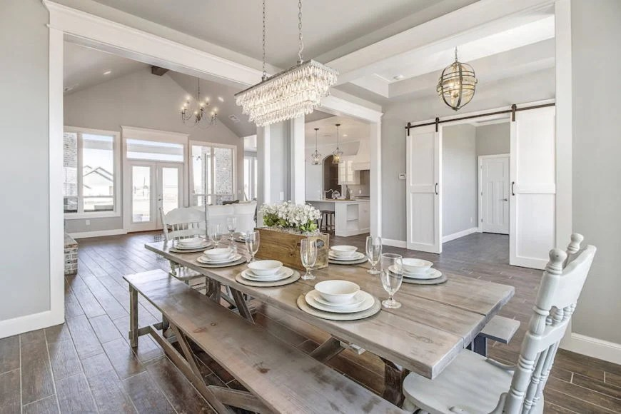 101 Dining Room Decor Ideas 2019 Styles Colors And Sizes