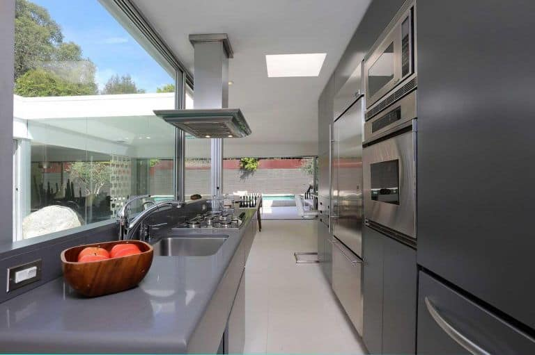 201 Galley Kitchen Layout Ideas For 2019