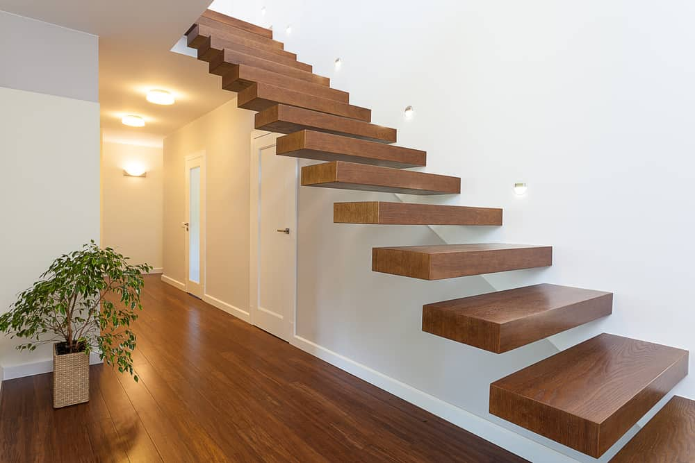 50 Cool Modern Staircase Ideas Photos