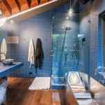 35 Beautiful Blue Primary Bathroom Ideas Photos