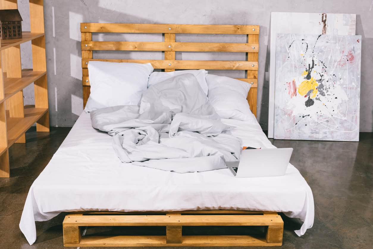 25 Pallet Bed Ideas And Projects