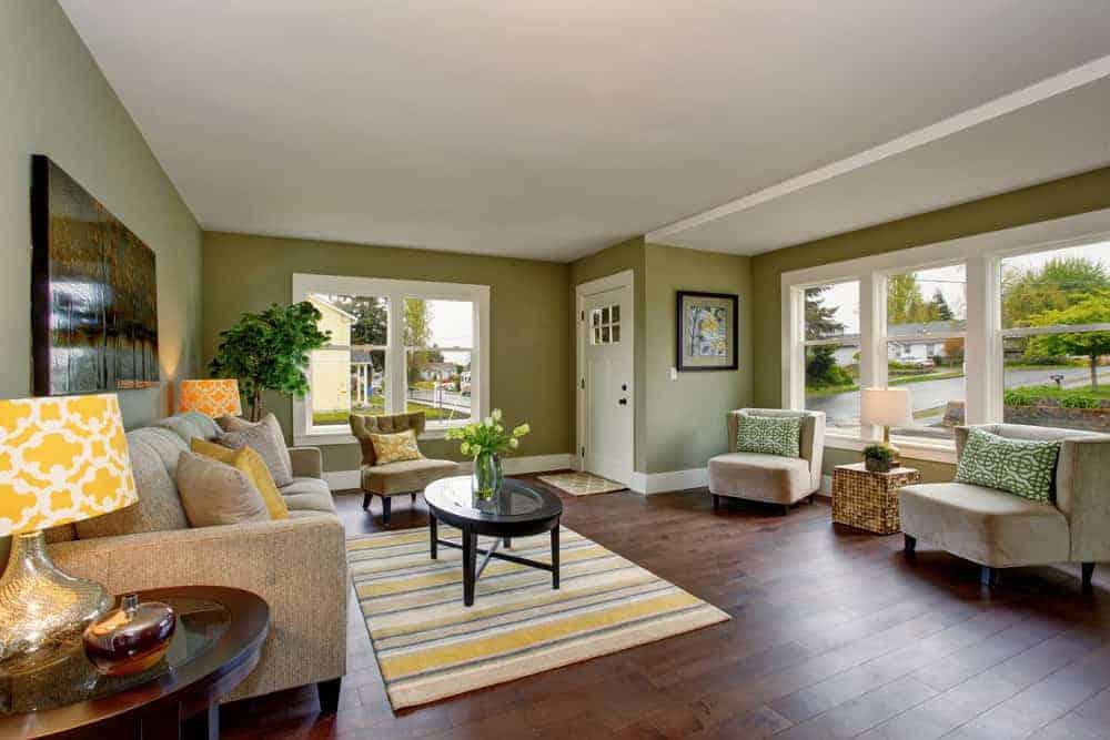 Best Living Room Decorating Ideas Designs Ideas Living Room Design Green Sofa