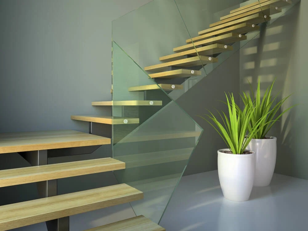 101 Staircase Design Ideas Photos   Best Wood For Basement Stairs   Stair Risers   Stair Treads   Handrail   Modern Stair Railing   Basement Renovations