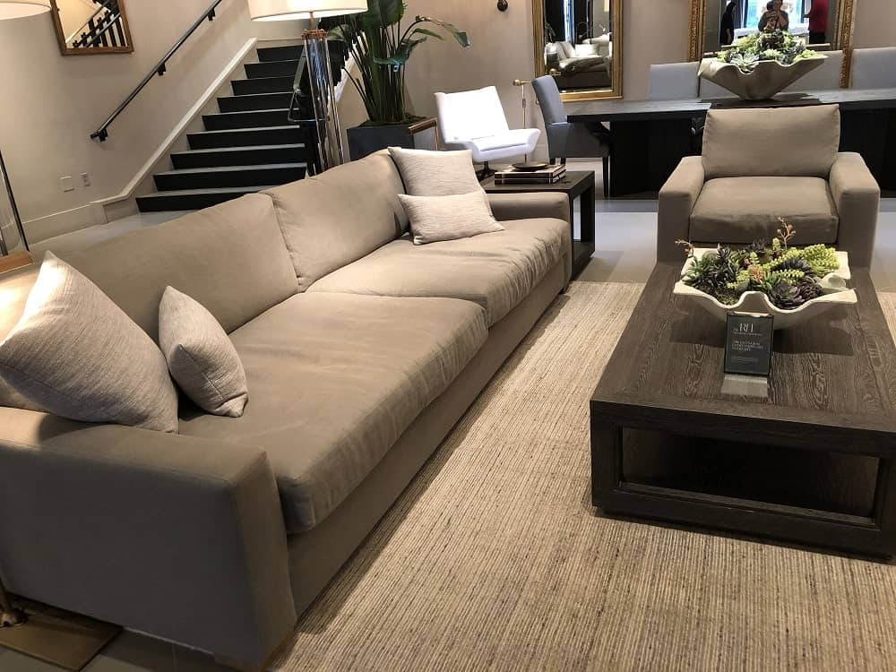Our Detailed Review Of Restoration Hardware Living Room Furniture