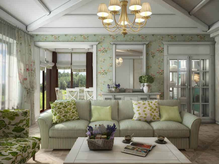 50 living rooms with mirrors photo ideas