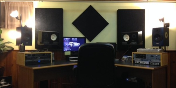 Groovy Home Recording Studio Setup Homestudiomusicproduction Com Largest Home Design Picture Inspirations Pitcheantrous