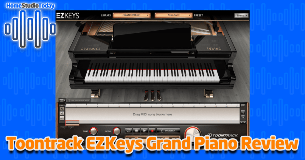 Toontrack EZKeys Grand Piano Review featured image