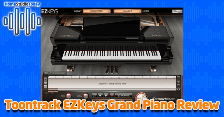 Toontrack EZKeys Grand Piano Review