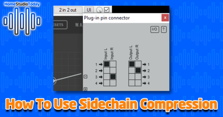How to Use Sidechain Compression