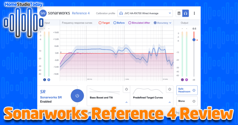 Sonarworks Reference 4 Review