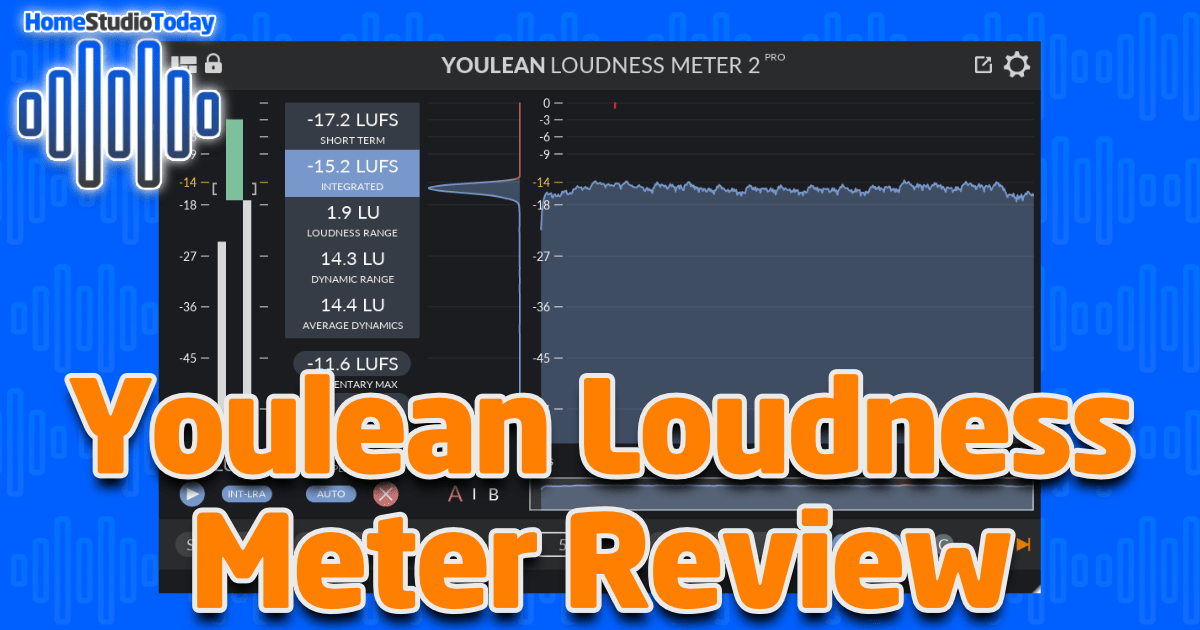 Youlean Loudness Meter Review featured image