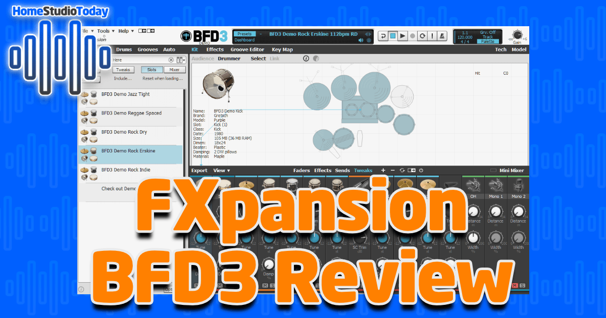FXPansion BFD 3 Review featured image
