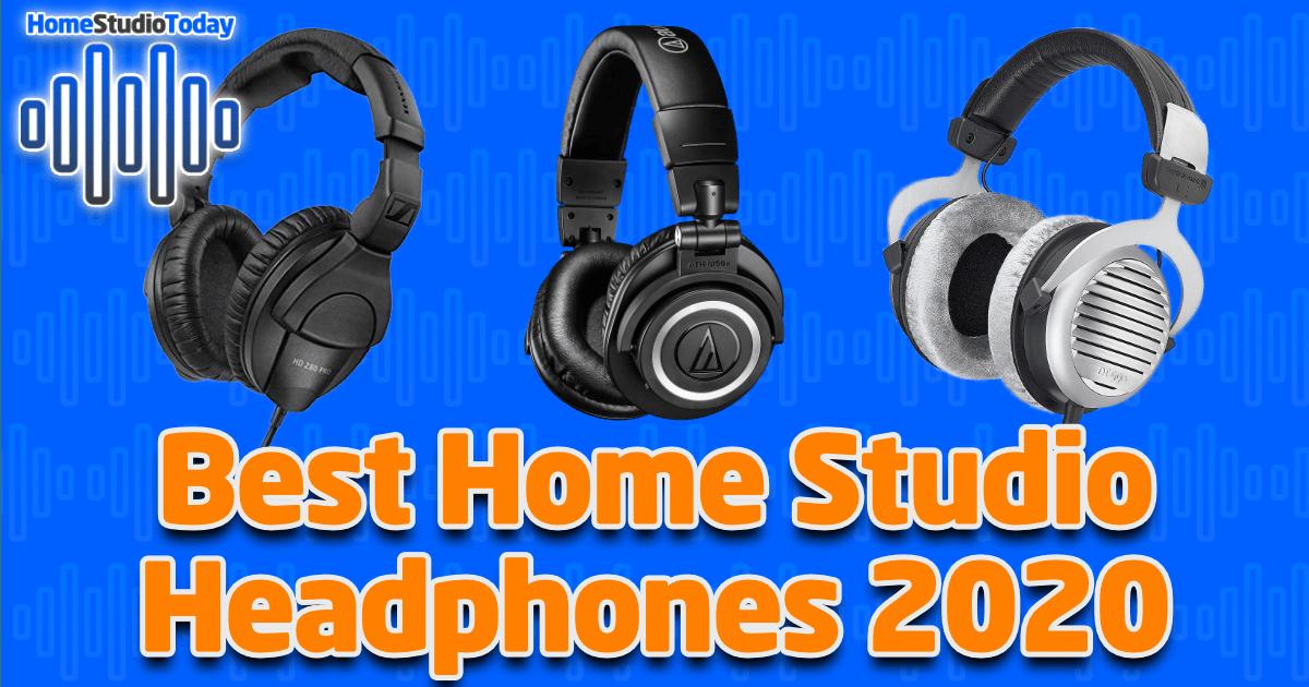 Best Home Studio Headphones 2020 featured image