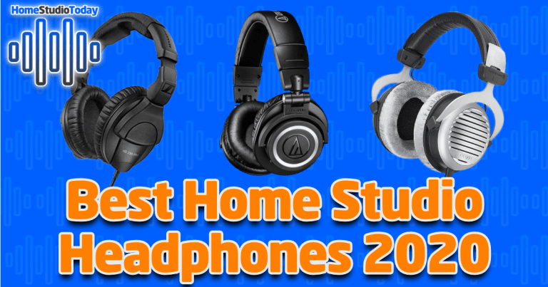 Best Home Studio Headphones 2020