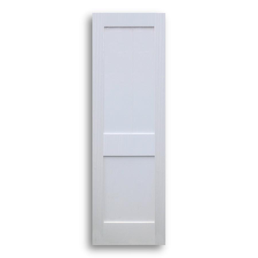 Shaker Style Primed Interior Door 26inch X 80inch