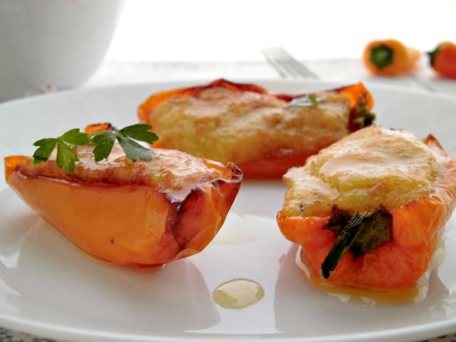 Peperoni snack ripieni