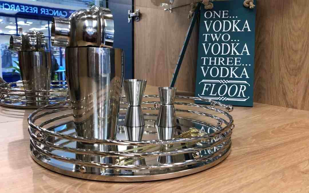 National Vodka Day Cocktail Home Sweet Home Kitchen Studio Barnstaple