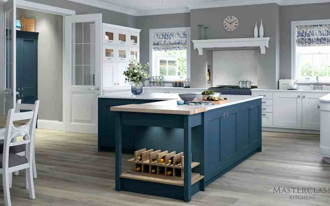 2020 Colour of the Year Home Sweet Home Barnstaple Kitchen