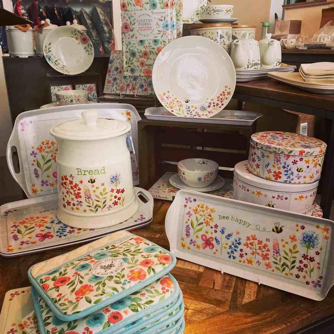Home Sweet Home Barnstaple Homewares Shop Bee Happy Kitchenware
